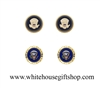 President Trump & White House Cufflinks