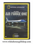 On Board Air Force One DVD, 50 minutes, National Geographic