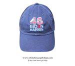 Joseph R. Biden Navy Blue Hat, 46th President Elect of the United States, Official White House Gift Shop Est. 1946 by Secret Service Agents