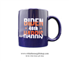 President Biden & Vice President Harris Coffe Mug from White House Historical Association Gift Shop