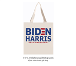 President Biden & Kamala Harris Tote Bag from White House