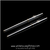 White House Seal President chrome and gold roller ball pen set of two in presentation box from White House Gift Shop