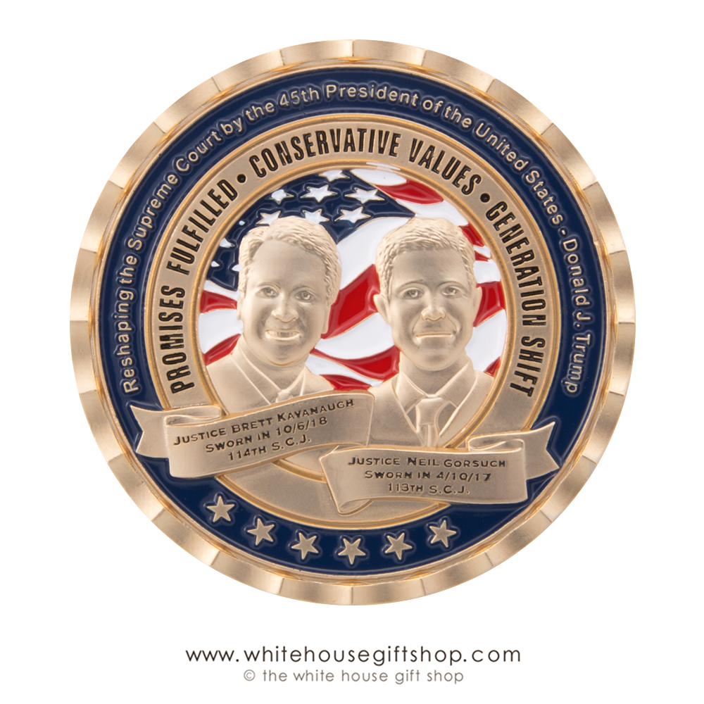 SUPREME COURT OF THE UNITED STATES, QUALITY LIMITED EDITION COINS ...
