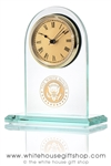 The White House POTUS Clock, President Gifts Collection, Official White House Gift Shop, Est. 1946 by President Truman and U.S. Secret Service