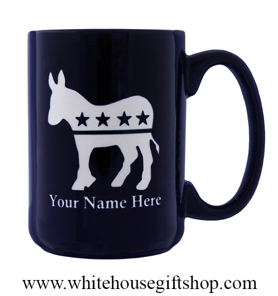 Party With NameMessageDeep Your 3 Colbalt Weeks Coffee EngravedWill Last Democratic MugDeeply Almost ForeverCustomized BlueCustomAllow wOPkX08n