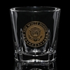 White House Glass President Seal Collection Double Old Fashioned Made in America