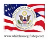 State Department Great Seal Magnet with USA Flag, Close Out Sale