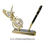 Great Eagle & Obama Pen