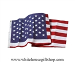 Gov Spec US Flag from White House Gift Shop 3 x 6, Made in America, quality nylon