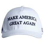 Donald J. Trump, white hat, Make America Great-Again, from official white house gifts and gift shop historical collection.