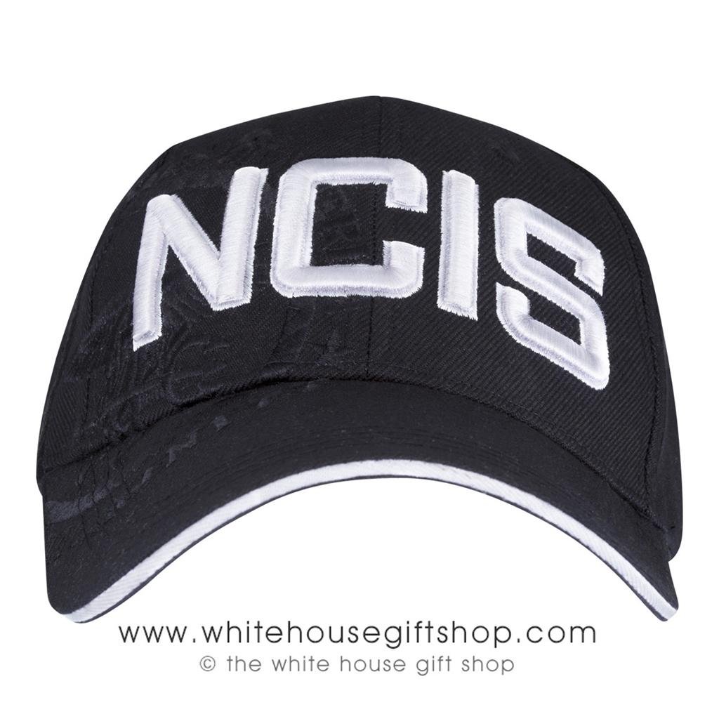 NCIS Naval Criminal Investigative Service MILITARY BASEBALL CAP HAT