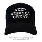 hats, cap, caps, presidential, president Trump, MAGA, make America great again, KEEP AMERICA GREAT HAT, 100 % made in USA, red hat, Embroidered in the US, official white house gift shop, presidents gifts collection,  Washington DC gifts, Sale.