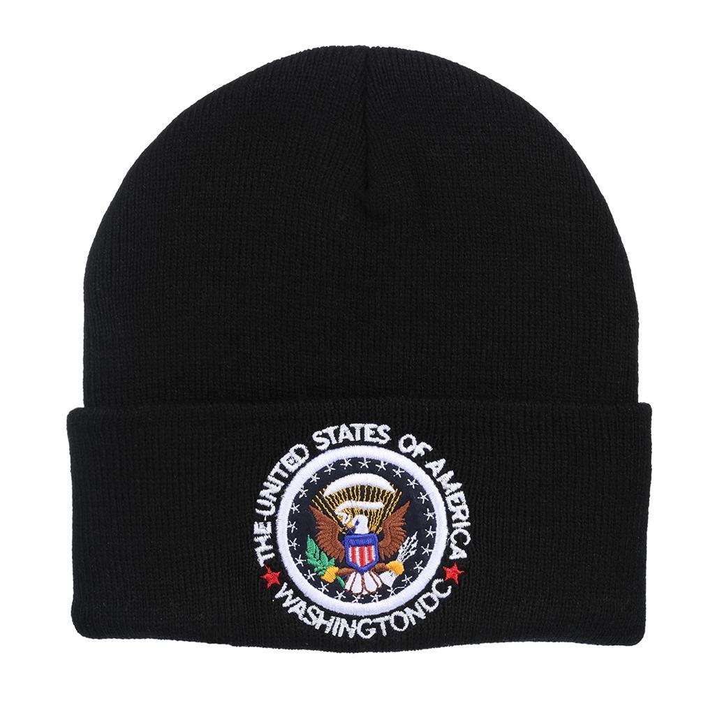Washington DC Winter Knit Beanie Hats 151dca4a9ab
