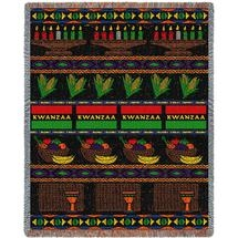 Kwanzaa Blanket and Throw
