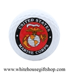 Golf Ball, Marine Corps, Gift Boxed