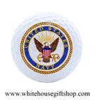 Navy Golf Ball, US Navy, Gift Boxed