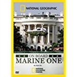 Marine One HMX-1 Presidential Helicopter DVD National Geographic Series
