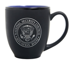 National Security Council Situation Room, White House, Bistro Mug, 15 ounce large beverage cup