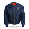 President Trump, Presidents,Bomber Flight Jacket, NSC, National Security Council, White House Situation Room Presidential Jackets, navy blue, from the official White House Gift Shop Est. by order of President and members of U.S. Secret Service