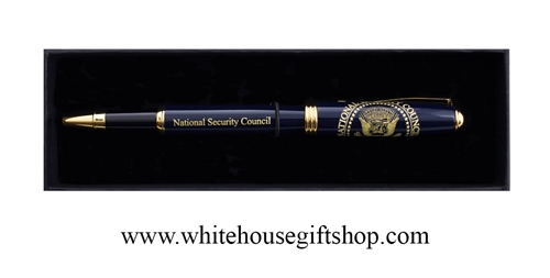 NSC, National Security Council Pen