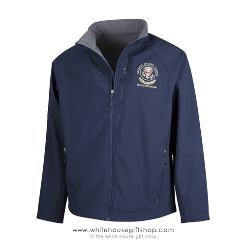 White House National Security Council Situation Room Soft Shell Jacket