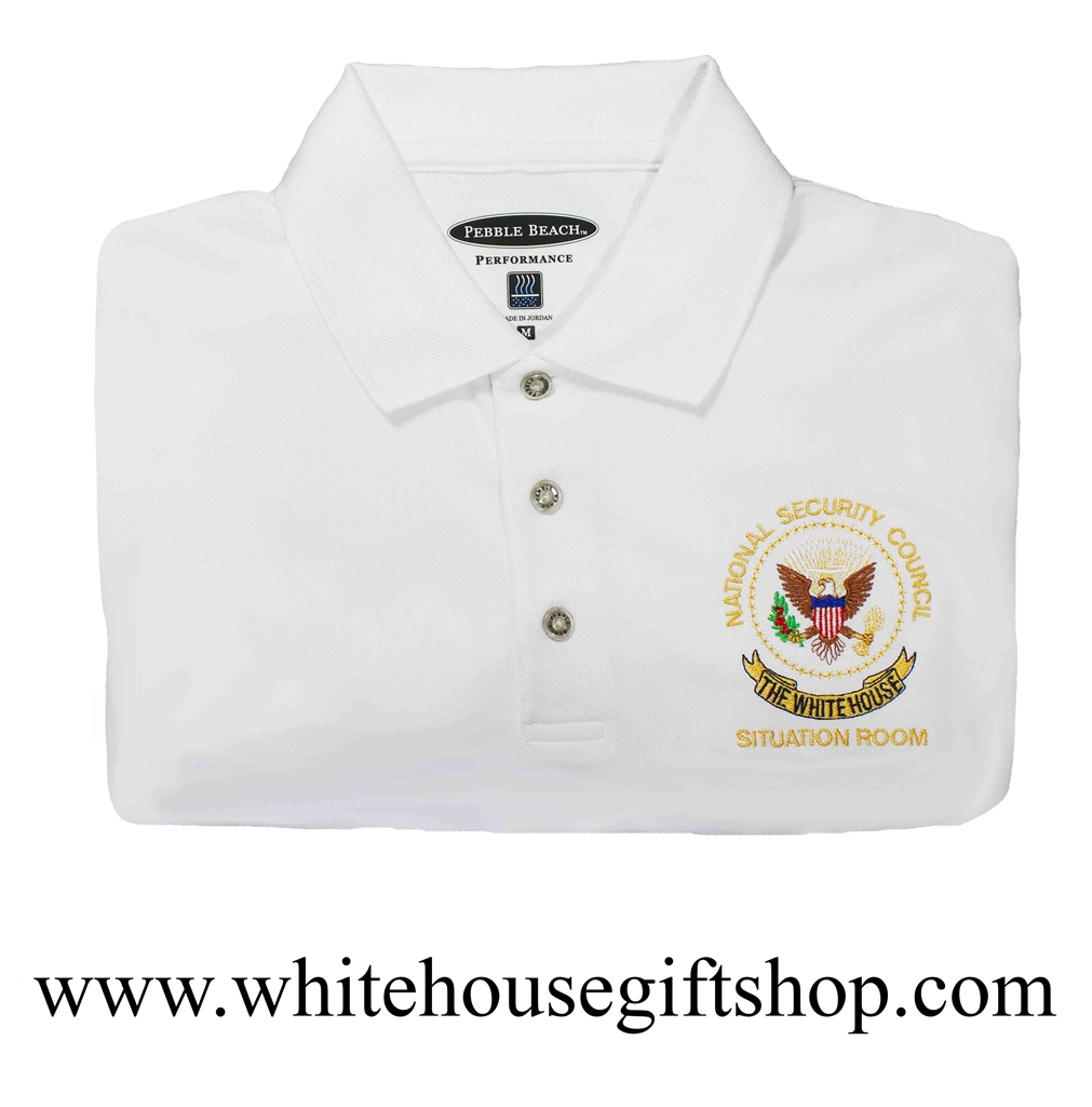 National Security Council Pebble Beach Shirt Larger Photo Email A Friend