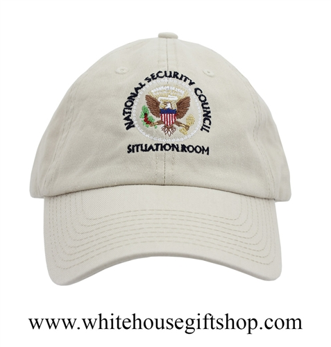 President Obama National Security Council Tan, Khaki Hat