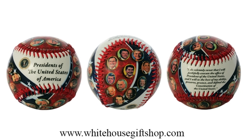 Presidents of the United States baseball