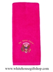 President Seal Golf Towel