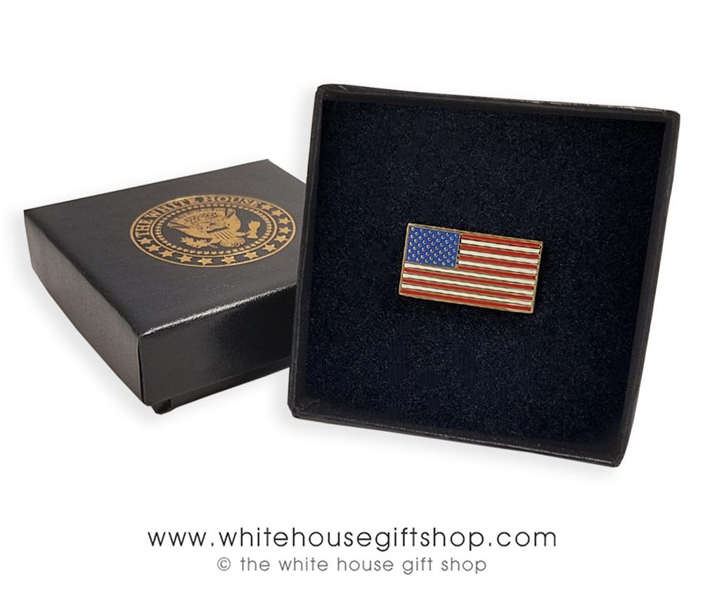 QHG3 USA Lapel Pin