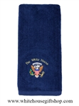 President Seal Golf Towel, Cotton, Made in USA, Made in America