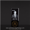 President Donald Trump Statue and Hologram with Seal of the President from the Official White House Gift Shop is designed by historical artist Anthony Giannini for our historical presidential gifts collection includes signed Certificate of Authenticity.