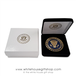 Gold Seal of the President Coin