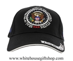Seal of the President Hat from White House Gifts Shop