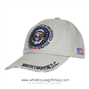 Seal of the President khaki Cap,  Hat from White House Gift Shop