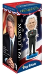 President Bill Clinton Bobblehead, Wobbler, Nodder from White House Gift Shop