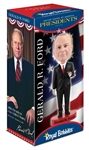 President Grald Ford Bobblehead, Wobbler, Nodder from White House Gift Shop