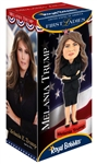 Melania Trump, First Lady of the United States Bobble Head, FLOTUS  Bobbleheads, Wobbler, Nodder from White House Gift Shop, Presidential Series