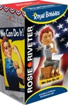 Rosie The Riveter,   Bobbleheads, Wobbler, Nodder from White House Gift Shop, Presidential Series