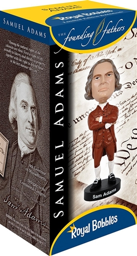Temporarily Out Of Stock Samuel Adams Nodders Bobble