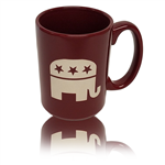 Republican Party Mug, Personalized