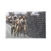 "Vietnam Memorial Wall with Soldiers Magnet, 2"" x 3"""