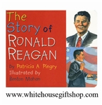 The Story of Ronald Reagan by Patricia A. Pingry, Hardback, Children's Book,