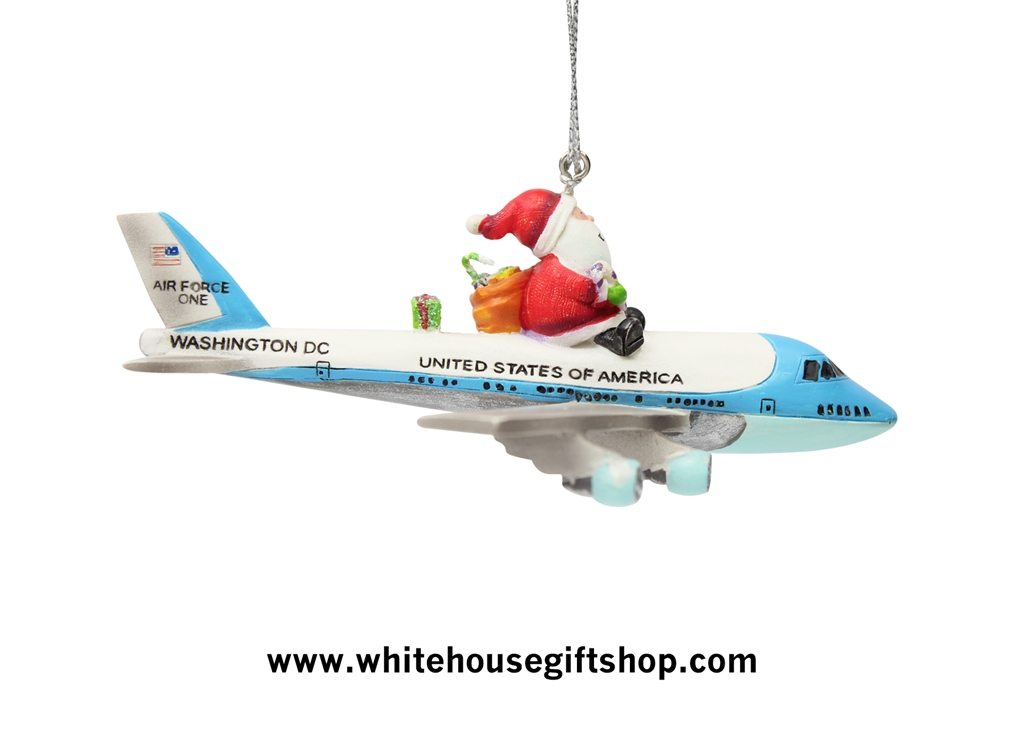 Regular ... - Santa Clause Visits The White House Ceramic Ornaments Set From The