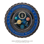 space-force-coin-trump-new-coin-official white house gift shop historic moments in presidential history coins and gifts collection-gold-silver-precious-made-in-usa-limited edition-design by tony giannini