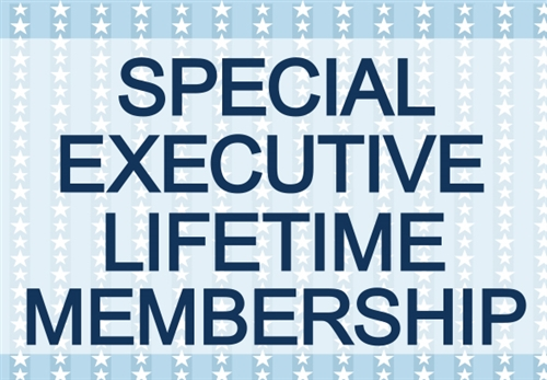 SPECIAL EXECUTIVE LIFETIME MEMBERSHIP, The White House Gift Shop, Est. 1946, Inlcudes 20% Lifetime Storewide Discount and Much More!  Note: Current Memberships Cannot be Used to Discount The SES Membership