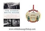 The White House and Historical Christmas and Holidays Ornament, Presidenti Truman Ornament Designed by Anthony Giannini for the Official Ornaments Collection