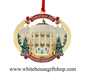 White House Christmas Ornament.White House Christmas Holiday Ornament Truman S South Balcony Hidden White House Book Paperback Honors President H S Truman 33rd President
