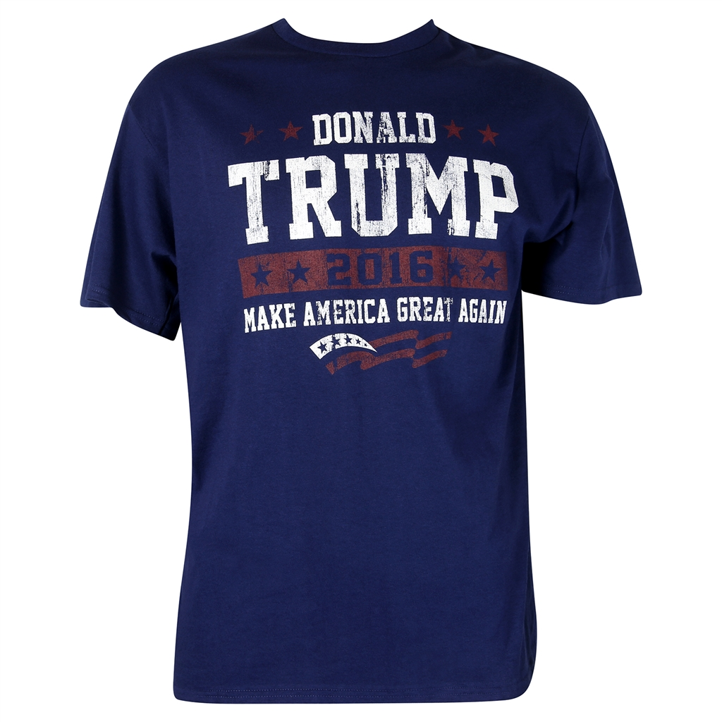 d4879a481d3 high quality 100% cotton silk screen Donald Trump President t-shirt ...