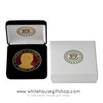 President Donald J. Trump Commemorative Coin from the Original Official White House Gift Shop